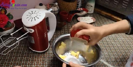 cách làm bánh papparoti 8
