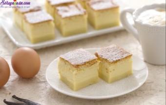 Nấu ăn món ngon mỗi ngày với Sữa tươi, cách làm bánh custard 10