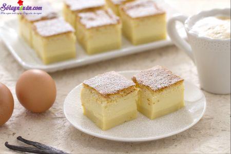 cách làm bánh custard 10