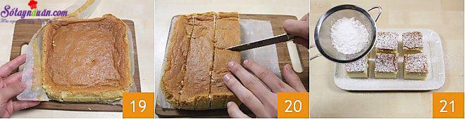 cách làm bánh custard 9
