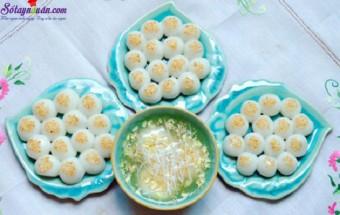 Nấu ăn món ngon mỗi ngày với Đậu xanh, cách làm bánh trôi bánh chaycách làm bánh trôi bánh chay 17