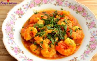 Nấu ăn món ngon mỗi ngày với Ớt xanh, cách làm tôm cà ri 11