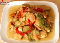 Thịt chua ngọt kiểu Hàn – bạn đã thử chưa?