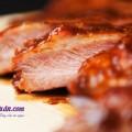 gà chiên, Công thức cho món sườn nướng ướp nước táo ngon mê mẩn kết quả