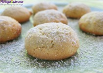 Hướng dẫn làm bánh quy chanh nướng cực dễ
