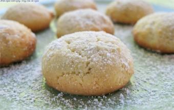 Nấu ăn món ngon mỗi ngày với 1 lòng đỏ trứng gà, Hướng dẫn làm bánh quy chanh nướng cực dễ kết quả