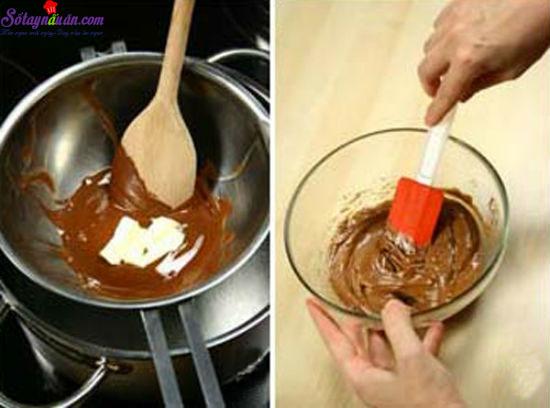 cách làm kem masarpone chocolate 3