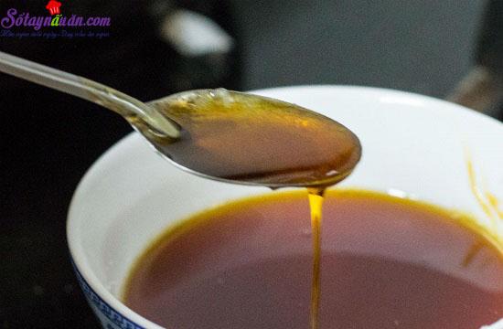 cahcs làm bánh bông lan caramel dừa 4