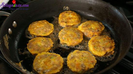 Cách làm chả thịt đậu phụ 2