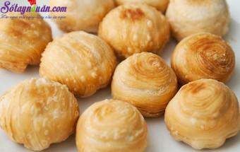 Làm đồ ăn sáng, Cách làm bánh bao chiên nhân lạp xưởng ngon tuyệt hảo kết quả
