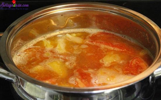 cách làm món ghẹ nấu măng chua 7