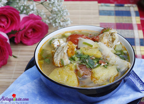 cách làm món ghẹ nấu măng chua 8