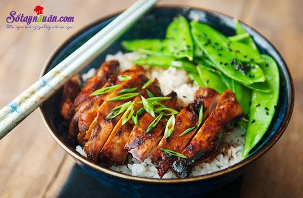 Cơm gà teriyaki ngon mê - bạn đã thử? kết quả