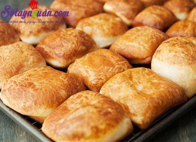 Hướng dẫn làm bánh malasada vị chanh leo thơm ngon 10