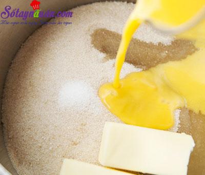 Hướng dẫn làm bánh malasada vị chanh leo thơm ngon 6
