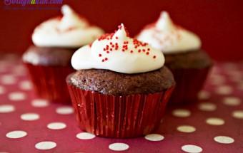 Nấu ăn món ngon mỗi ngày với Phần bánh, Làm cupcake cực đẹp cực yêu tặng người ấy kết quả