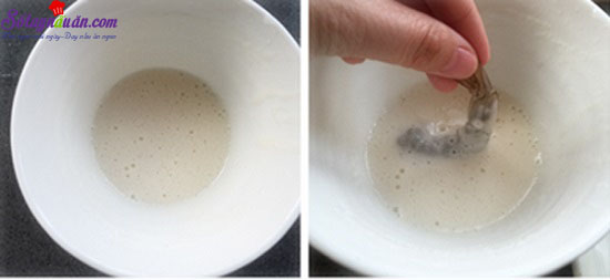 Cách làm tôm tẩm vừng chiên giòn 5