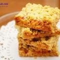 mì tôm xào, cách làm bánh ngũ cốc mứt dâu 8