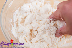 Bánh trôi nước nhân đậu đỏ giải nhiệt ngày nóng 1