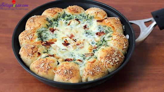 Nấu ăn, Pizza chảo nhúng – bạn đã thử chưa?
