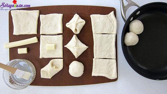 cách làm pizza chảo nhúng 5