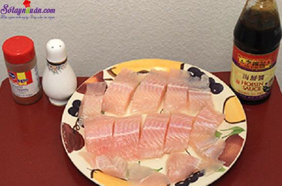 cách làm cá basa chiên giòn 1