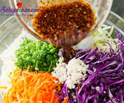 Cách làm thịt nướng Hàn quốc với sốt lê ngon mê mẩn 8