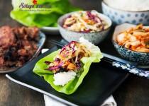 Cách làm thịt nướng Hàn quốc với sốt lê ngon mê mẩn