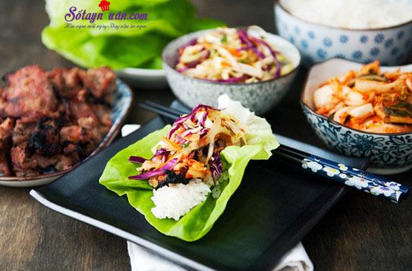 Cách làm thịt nướng Hàn quốc với sốt lê ngon mê mẩn kết quả