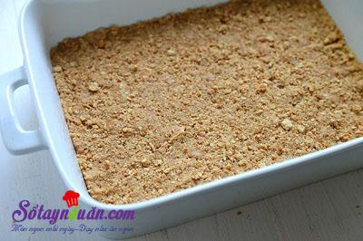 Học cách làm cheesecake chanh thơm và ngon tuyệt 3