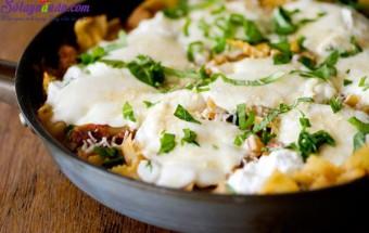 Nấu ăn món ngon mỗi ngày với 1 củ hành tây, Hướng dẫn làm món lasagna mới lạ mà ngon kết quả