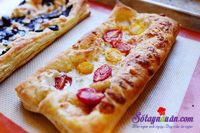 pizza làm từ vỏ bánh pastry vị ngon khó chối từ 5