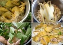 4 cách luộc gà thơm ngon vàng ươm không cần nước