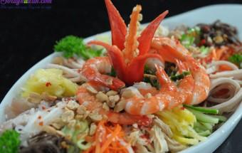 Nấu ăn món ngon mỗi ngày với Đậu phộng, cách làm gỏi thập cẩm 6