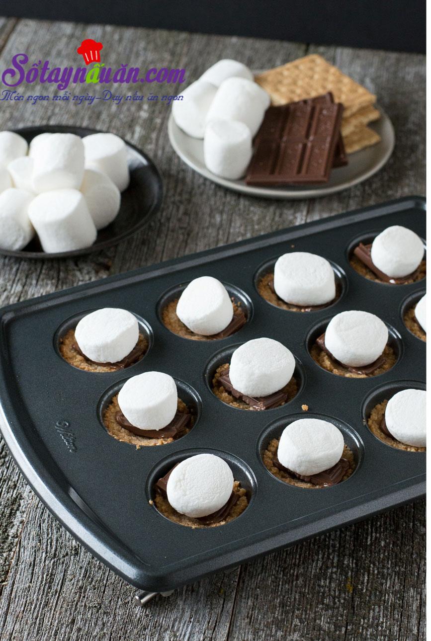 Bánh cupcake Some More cho những chuyến picnic 2