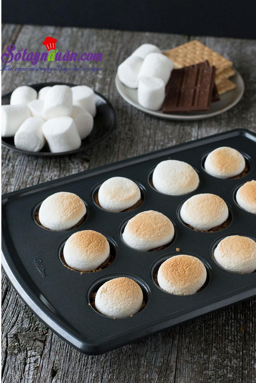 Bánh cupcake Some More cho những chuyến picnic 3