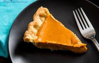 Nấu ăn món ngon mỗi ngày với Phần đế bánh, Cách làm bánh pie bí ngô ngon không thể chối từ 8