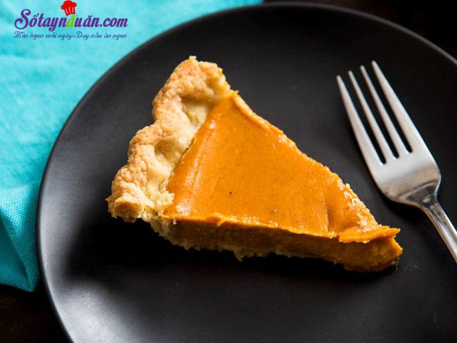 Cách làm bánh pie bí ngô ngon không thể chối từ 8
