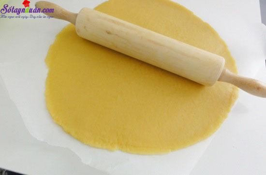 cách làm bánh táo tapioca 11