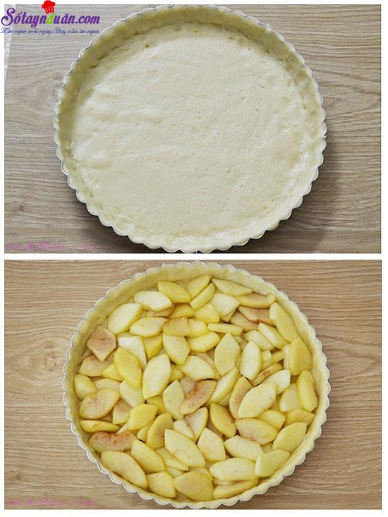 cách làm bánh táo tapioca 14