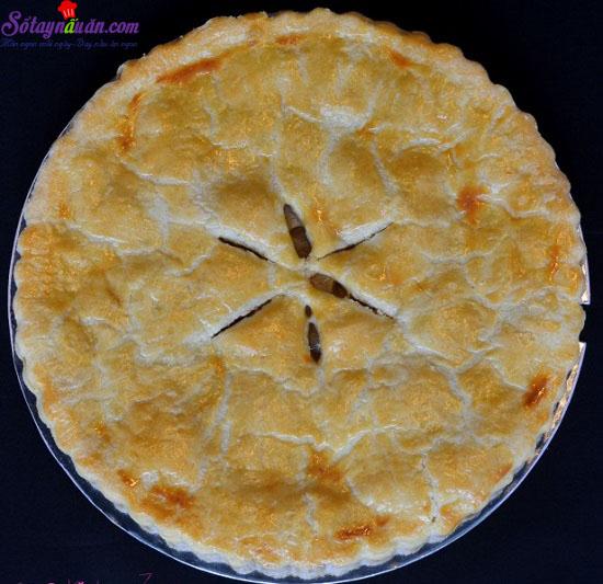 cách làm bánh táo tapioca 16