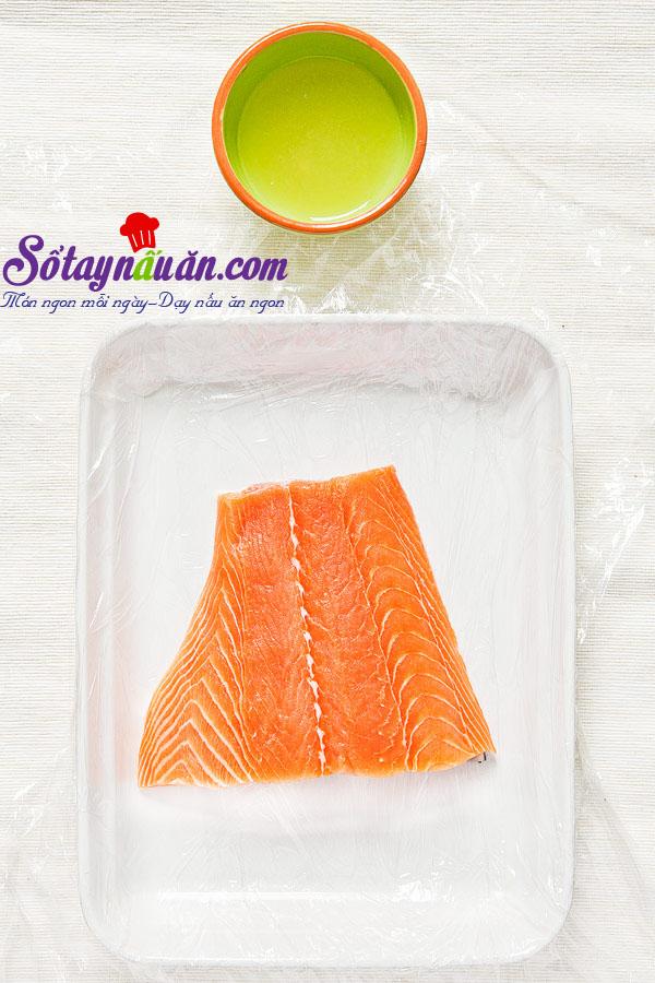 Cách làm cá hồi muối Gravlax ngon mê mẩn 2