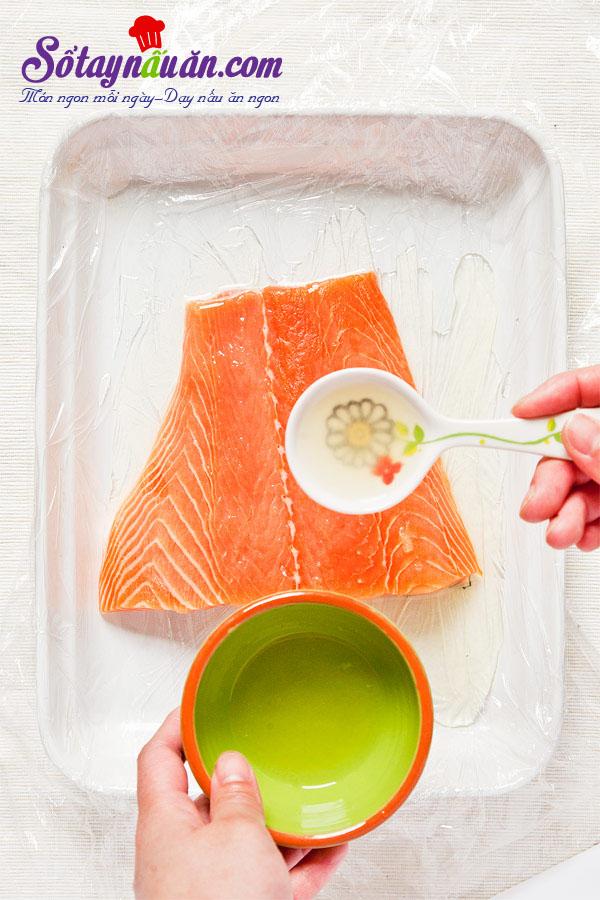 Cách làm cá hồi muối Gravlax ngon mê mẩn 3