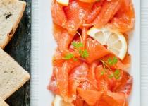 Cách làm cá hồi muối Gravlax ngon mê mẩn