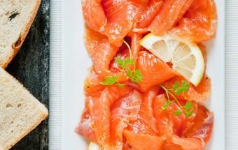món ngon dễ làm, Cách làm cá hồi muối Gravlax ngon mê mẩn kết quả