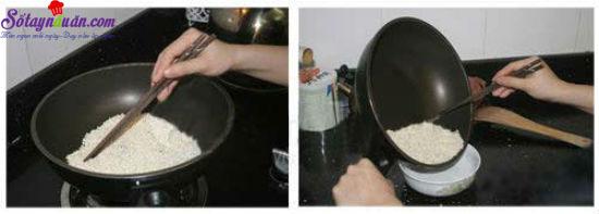 cách làm thịt gà rang muối 2