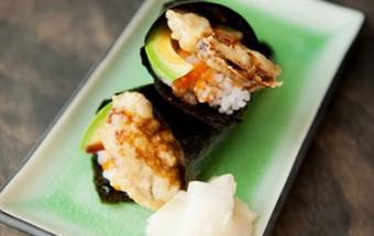 món ngon dễ làm, Làm sushi cuộn với nấm cực kì thơm ngon và đơn giản kết quả