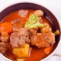 mỳ tương đen, cách làm thịt bò hầm nấm kiểu Pháp 18