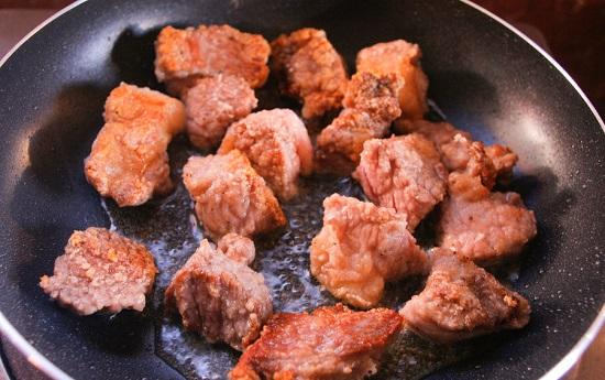 cách làm thịt bò hầm nấm kiểu Pháp 6