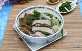 Nấu ăn món ngon mỗi ngày với Hành khô, cách làm vịt nấu măng khô 6